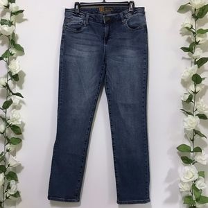 Kut from the Kloth Straight Leg Jeans 8